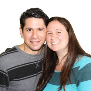 Pastor Frank y Stephanie Rondon of Iglesia Cristiana Sion